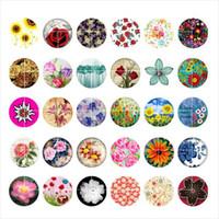 Free shipping GLowers sunGLower snap button jewelry charm po...