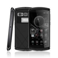4GB 64GB Иман Victor IP67 водонепроницаемый 4G LTE сенсорный ID окта Ядро MTK6755 5,0-дюймовый Super Sharp FHD Luxury Leather CNC металлический каркас Smartphone