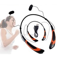 HBS- 760S Bluetooth Headphone Earphone Wireless Stereo Headse...