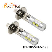 Car Led Light H1 Fog Signal Turn Light Driving DRL Lamp Whit...