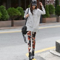 Leggings Tights Women The New Autumn Combed Cotton Pants Thr...