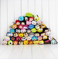 50pcs lot Mini Tsum Tsum Plush Toy Thumper Doll Stitch Merma...