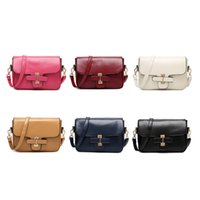 Vintage Woman PU Bag Handbag Shoulder Bag Cross Body Coin Pu...