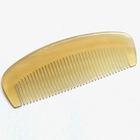 Natural Amber Ox Horn Comb Hair Brushes No Static Health Car...