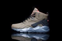 air Huarache Running Shoes for Men High Top Sneakers Trainin...