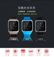Dernières montres de mode à puce avec lecteur mp3 8GB écran tactile montres bluetooth coureur sports type
