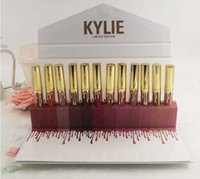 hot selling kylie limitededition matte liquid lipstick 12 co...