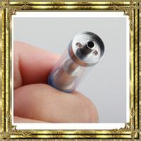 Bud Cartridge CBD Glass Tank Huile de chanvre Vaporisateur WAX Atomizer 510 Dual Coil CE3 Vapor pour O Pen Touch Batterie avec une bonne qualité