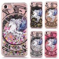 Magical Quicksand Dynamic Liquid Glitter Unicorn Horse Hard ...