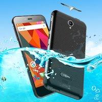 S20 IP68 ному водонепроницаемый 4G LTE 5,0-дюймовый телефон Quad Core Мобильные телефоны 3GB / 32GB Android 6.0 MTK6737T разблокированный смартфон