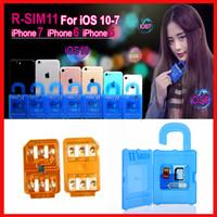 R SIM 11 RSIM11 г sim11 RSIM 11 разблокировки для iPhone 5 6 7 6plus ios7-10.x CDMA GSM / WCDMA SB AU СПРИНТ 3G 4G