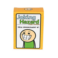 New Joking Hazard Expansion Pack Cards Party Game Funny Game...