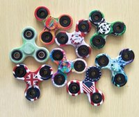 2017 Painted Hand Spinner Fidget Metal Ball Bearings EDC Des...