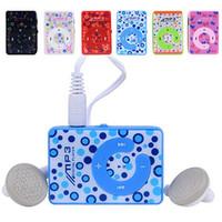 Wholesale- Mini Clip MP3 Music Media Player SD Card Supporte...