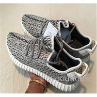 New Arrival 350 Y Boost Turtle Dove Grey Top Quality Authent...