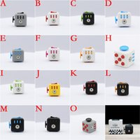 Fidget cube New Popular Decompression Toy Fidget cube the wo...