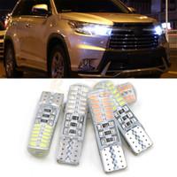 100Pcs Car LED T10 W5W 12V Canbus Clearance Lights 194 168 L...