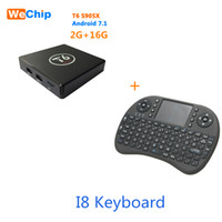 T6 S905X Android 7. 1 TV Box KDplayer17. 1Quad Core ARM Cortex...