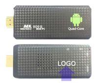1PCS Custom Made MK809 Quad Core TV Box Stick Google Android...