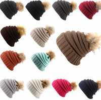 16 Colors Unisex CC Hats Inverno malha de lã Beanie Label Fedora cabo Slouchy Skull Caps Beanies chapéus ao ar livre LJJP407