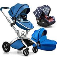 Hot sell Baby Stroller 2 in 1, Baby Pushchair 2 in 1, High Lan...