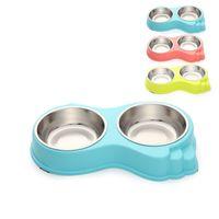Pet Products Wholesale Retail Cartoon Birds Shaped Dog Bowls...