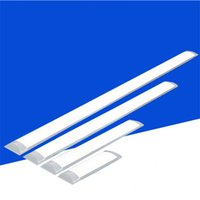 Surface Mounted LED Batten Double row Tubes Lights 2FT 4FT T...