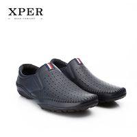 Wholesale 2017 XPER Brands New Fashion Men Flats Slip- on Moc...