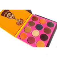 La palette Nubian 2nd Edition Palette Ombre à paupières par JUVIA'S PLACE 12Pcs Makeup Palette