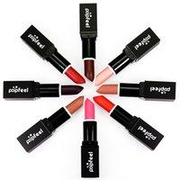 New POPFEEL Waterproof Makeup Red Lip Velvet Lipstick Batom ...