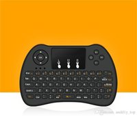 2. 4GHz Wireless H9 Fly Air Mouse Mini QWERTY Keyboard with T...