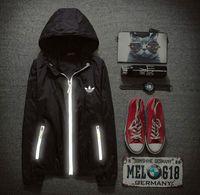 Primavera 3m reflexivo jaqueta jaqueta masculina streetwear jaqueta jaqueta jaqueta jaqueta