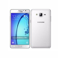 Original Samsung Galaxy On7 G6000 5.5 '' Cuádruple Dual SIM 1.5G / 16G Smartphone 4G LTE desbloqueado teléfono móvil