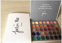 Новейший макияж Eyeshadow Mor 35 палитры теней для век The JaclYn Hill Palette Eye Shadow DHL Shipping