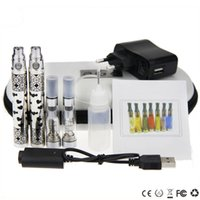 CE4 ego King kits double ego k ce4 grands kits ce4 clearomizer ego k batterie 650mal 900mal 1100mal