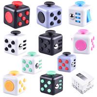 Fidget cube Nouveau populaire décompression Toy Fidget cube premier monde décompression américaine anxiété jouet neuf oth331