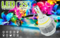 1set H11 60W 2S led ETI Chips headlights All in one car H1 H...