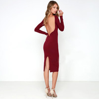 Womens Clothing Summer Dresses One' s Morality Split Pac...