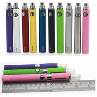 Evod MT3 Blister Kit Cigarettes électroniques MT3 atomiseur 650mAh 900mAh 1100mAh Evod Logo Batterie E Cigarette Kits 10 couleurs Livraison rapide