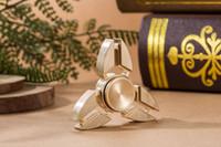 Triangle Fidget Spinner HandSpinner Spinner à main Finger EDC Torqbar Nouveauté Gag Toys Décompression Anxiété Fingers Tip Tops Jouets 2017