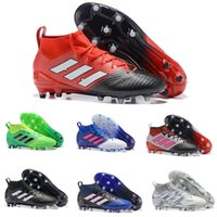 Newest!! ACE 17. 1 Men' s football boots FG Mens soccer s...