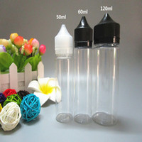 Newest 30ml 50ml 60ml 100ml 120ml Chubby Gorilla Bottle PET ...