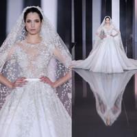 Luxury Designer Tulle Wedding Dresses 2017 New Arrival Fashi...