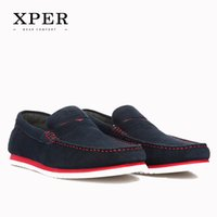 XPER Brand Men Shoes Loafers Flats Moccasins Slip- on Casual ...
