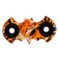 Camouflage Camo Bat Leopard Batman Hand Spinner ABS Fingerti...
