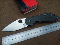 Folding Pocket Knife SPY C172 Flipper ball bearing Titanium+...