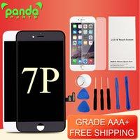 Blanc Noir Pour iphone 7 7 Plus Classeur AAA 5.5 pouces Ecran LCD Ecran Digitizer avec une bonne 3D Touch Free DHL