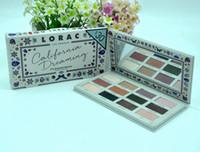Makeup NEW LORAC California Dreaming Eye Shadow Palette Heal...