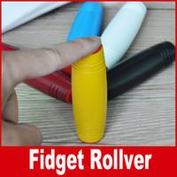 Новые Fidget Роллвер не двигают игрушки Игрушка декомпрессии игрушек новизны Экологическая PC 9.2 * 2.5cm хорошее качество популярные игрушки