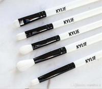 Hot Pro Kylie Jenner édition des vacances Kit de brosses de maquillage Edition limitée pinceau Set 5 outils de beauté des pcs pour le cadeau de Noël